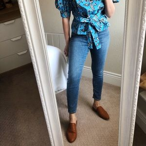 ASOS Farleigh High Waisted Slim Mom Jeans